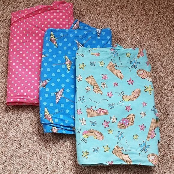 Adonna Other - 🤸‍♀️3 for 12🤸‍♂️LOT 3 Pairs Cool Pajama Pants